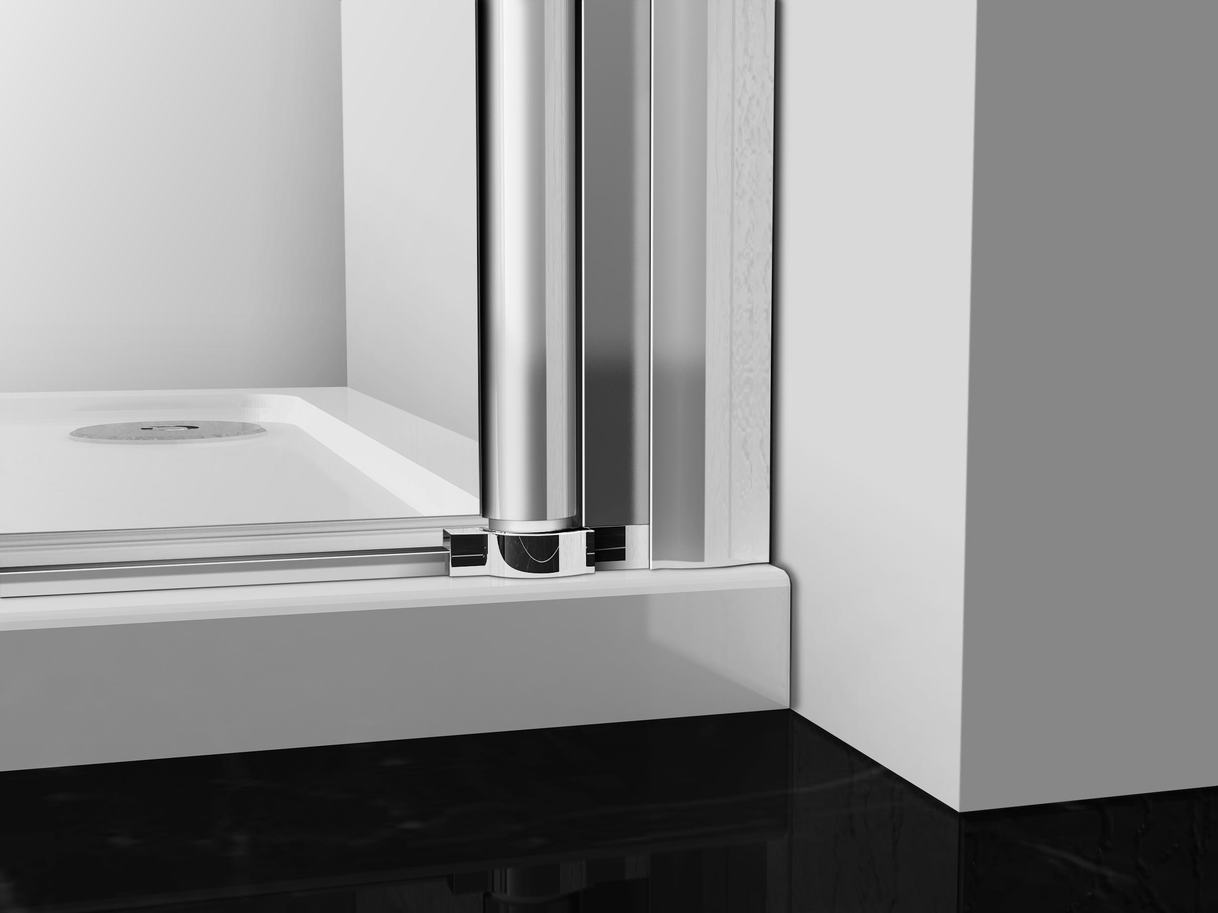 70 x 90 cm duschkabine duschabtrennung dusche schwingt r echtglas duschkabinen ebay. Black Bedroom Furniture Sets. Home Design Ideas