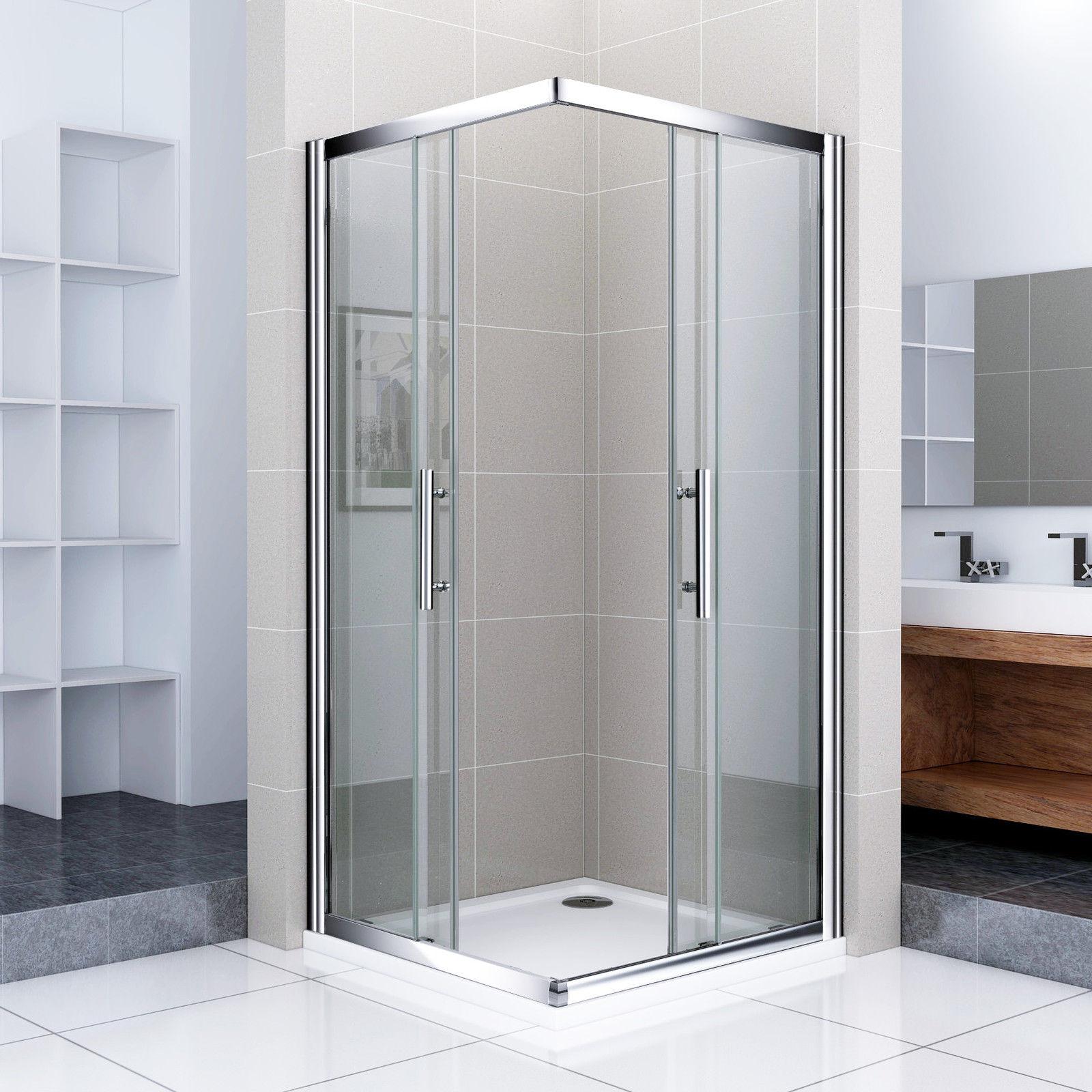 80x80 90x90 duschkabine eckdusche viertelkreis duschabtrennung dusche runddusche ebay. Black Bedroom Furniture Sets. Home Design Ideas