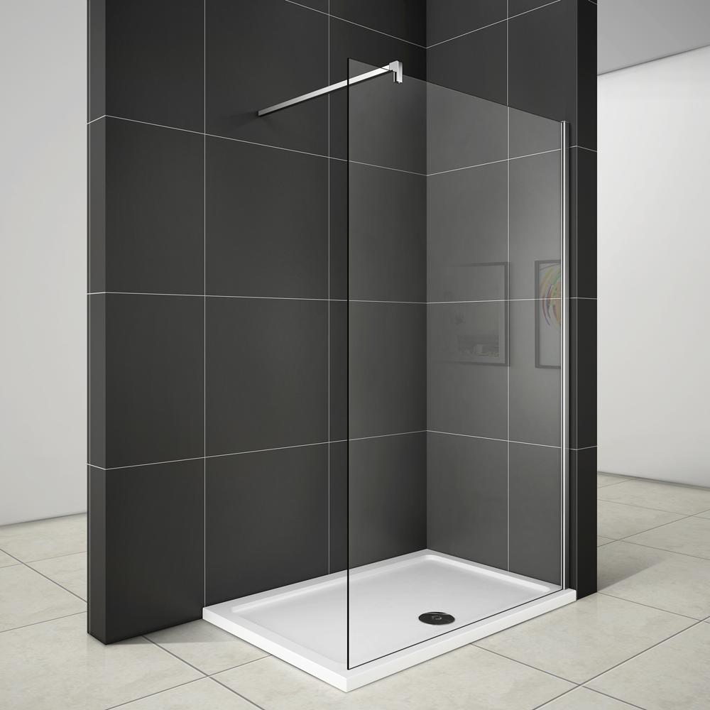 dusche glaswand nano verschiedene design. Black Bedroom Furniture Sets. Home Design Ideas